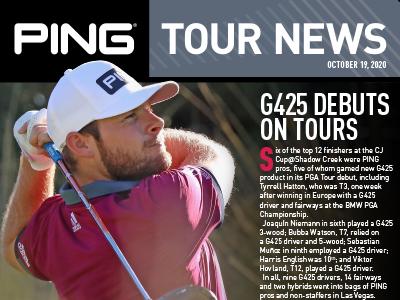 PING Tour News: October 19, 2020