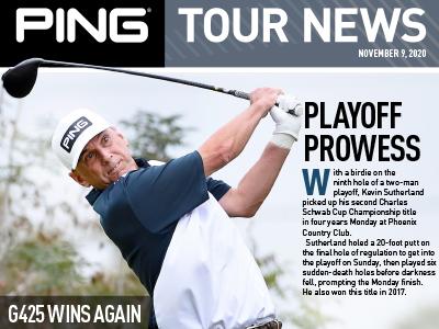 PING Tour News: November 9, 2020